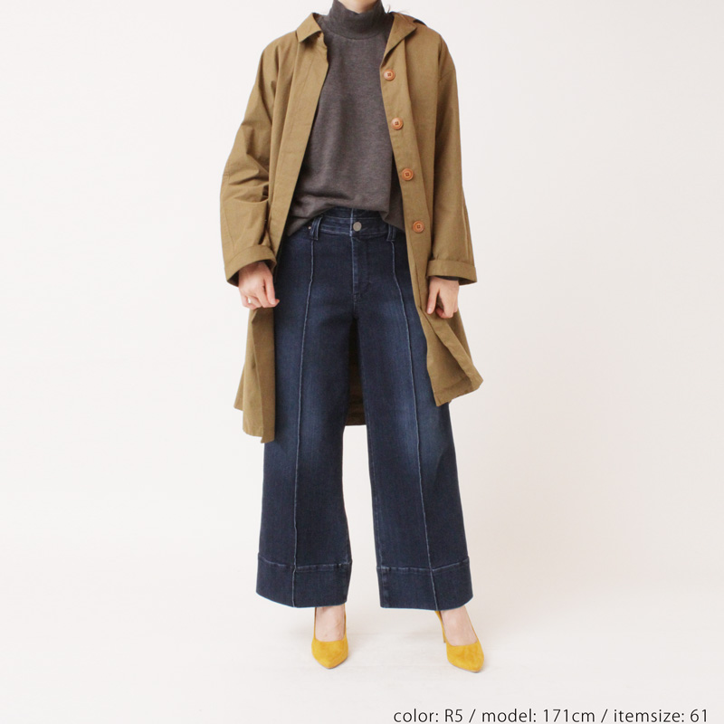 【SALE】Sweet Camel フラワーオイルデザインワイド CA6304