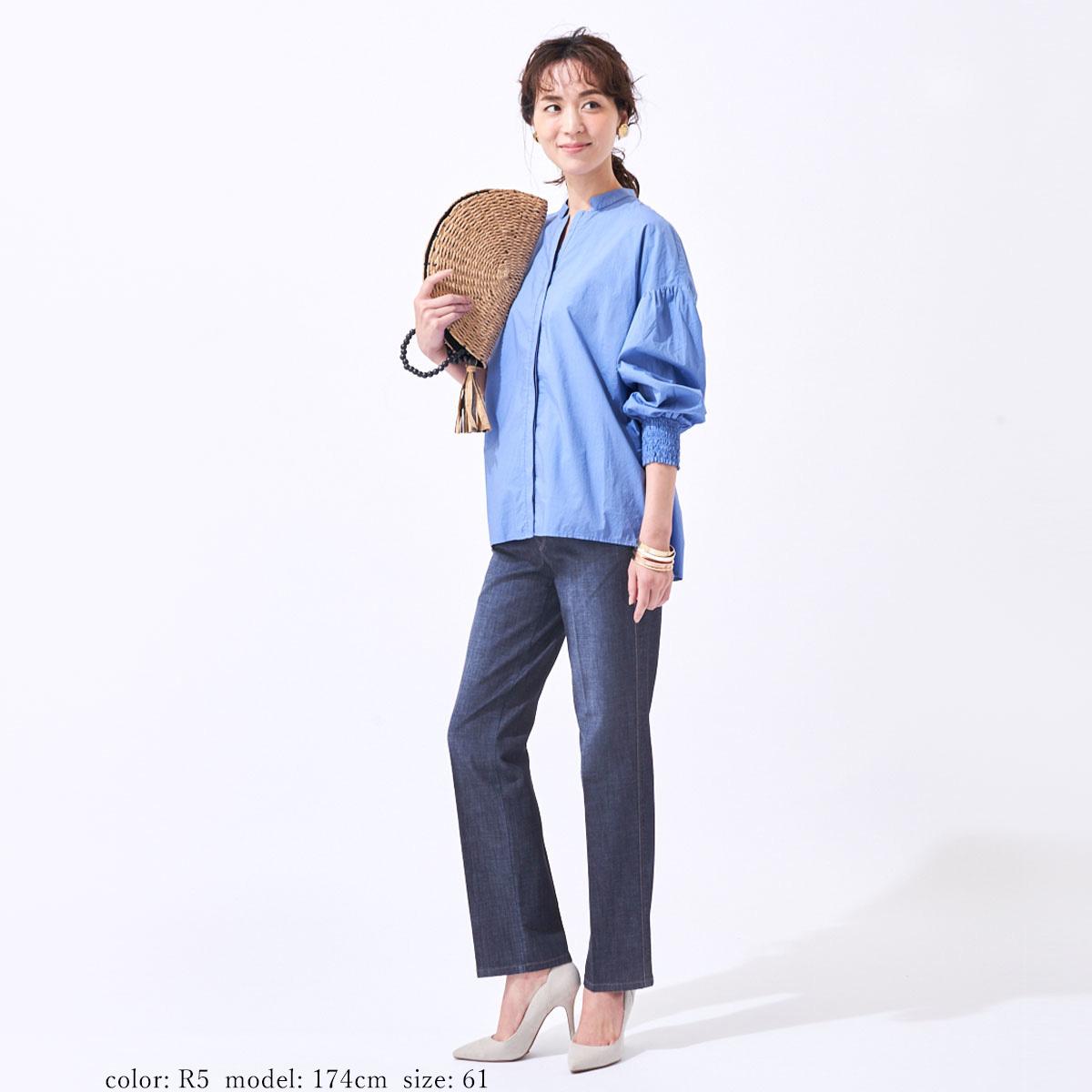 【SALE】Mrs.Jeana GOLD ■涼■サマーディナーストレート GM3992