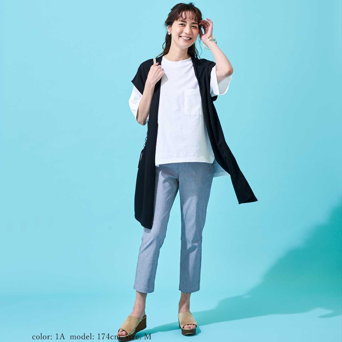 Mrs.Jeana GOLD ■涼■カプリ GM3876