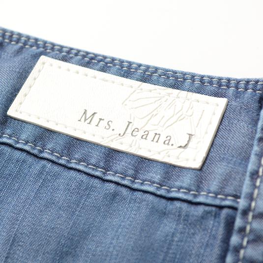 \全品ポイント5倍/【SALE】Mrs.Jeana とろみテンセル ストレート MJ4372