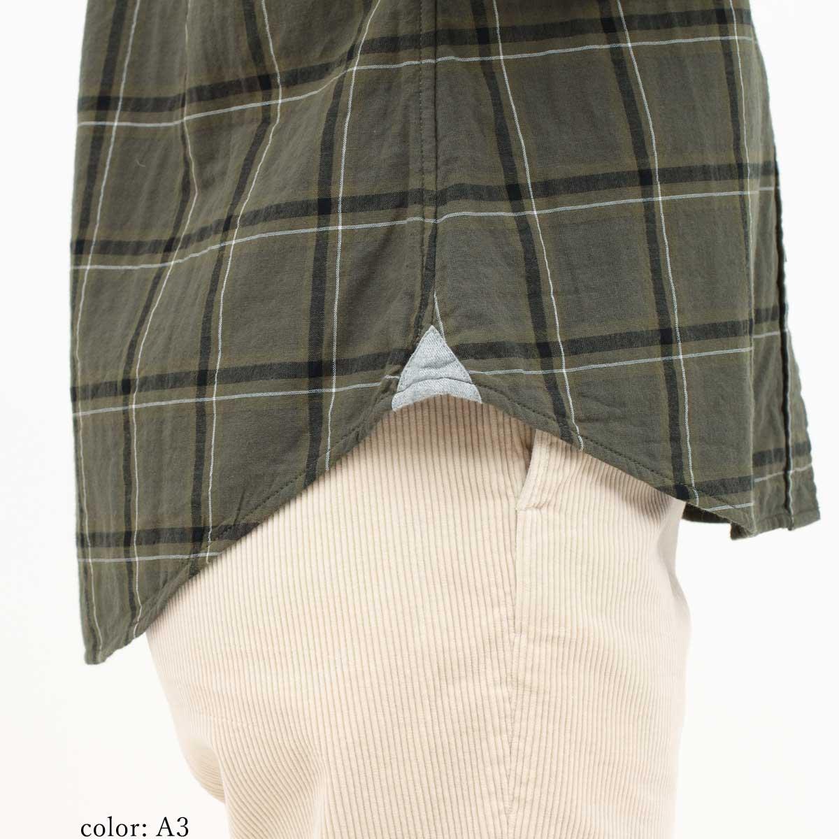 【NEW SALE】M・J・G チェックシャツ GMT677