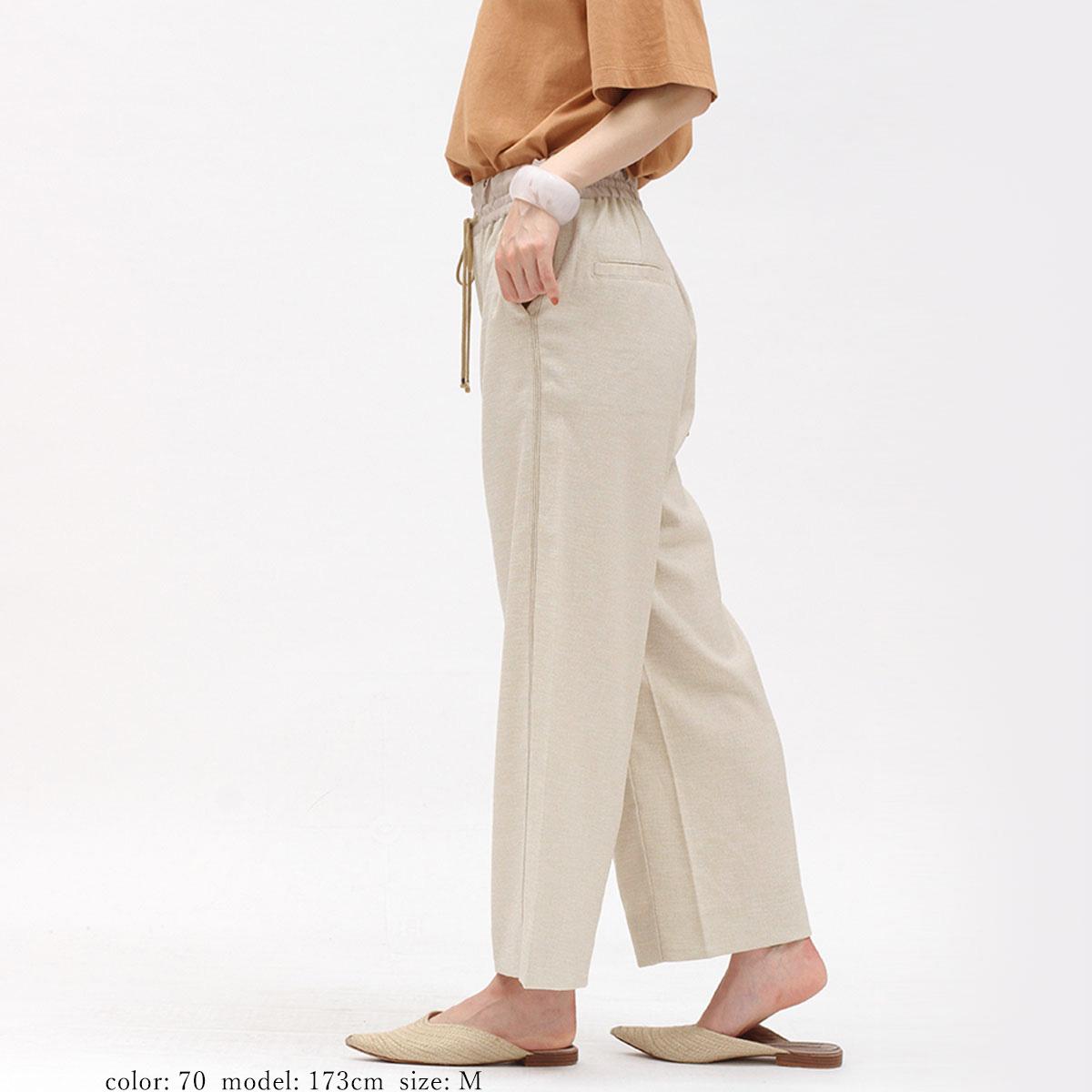 【NEW SALE】Mrs.Jeana GOLD ■涼■イージークロップドワイド GM3916