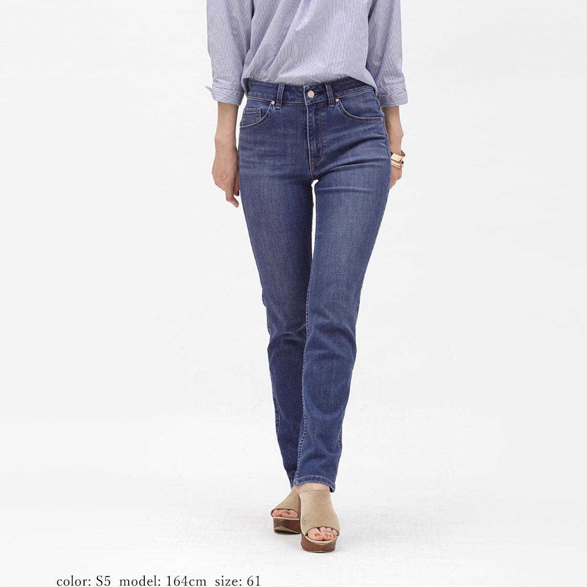 【SALE】Mrs.Jeana ■涼■サマーストレート MJ4622