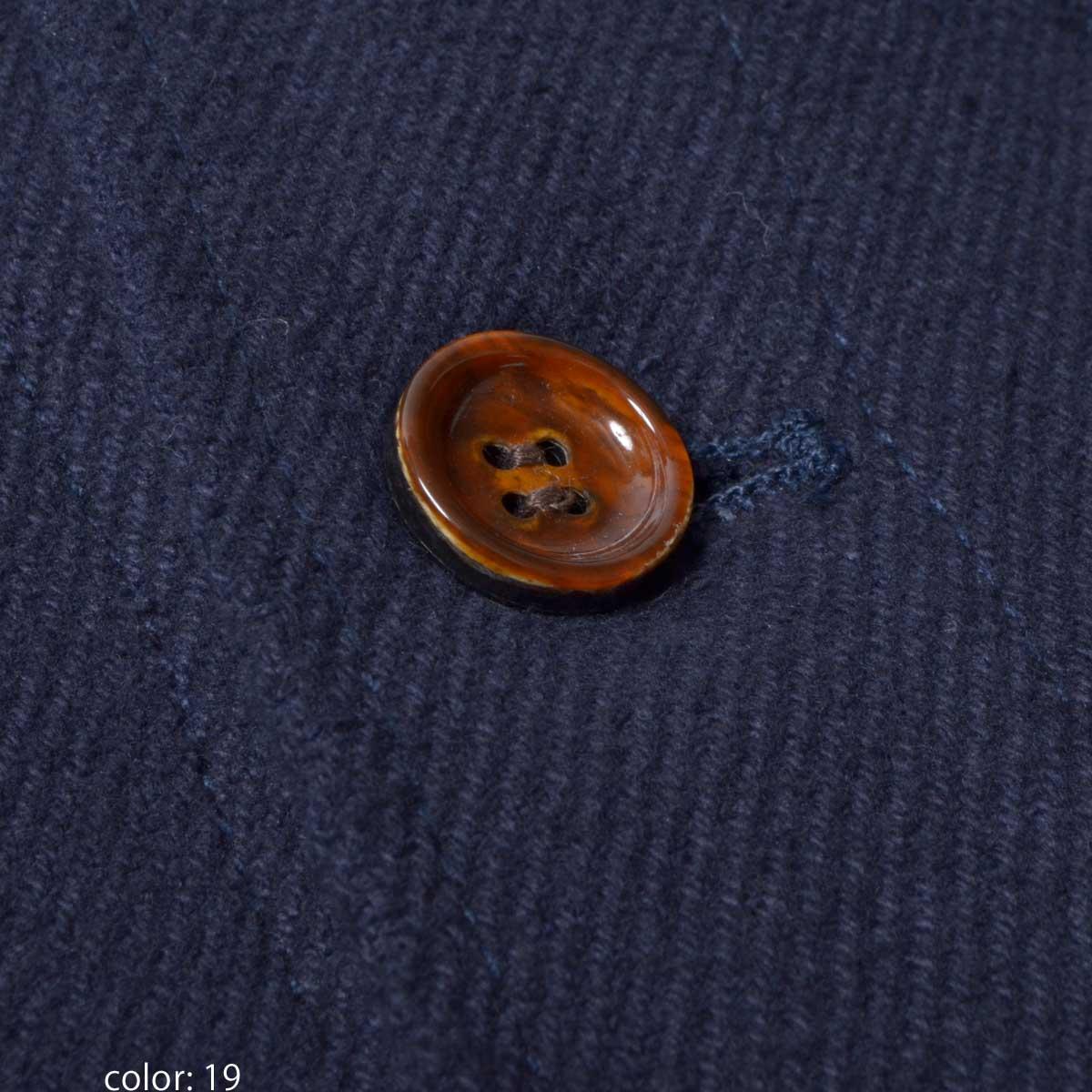 【SALE】AZURITE CPOヘビーネルジャケット SCT114