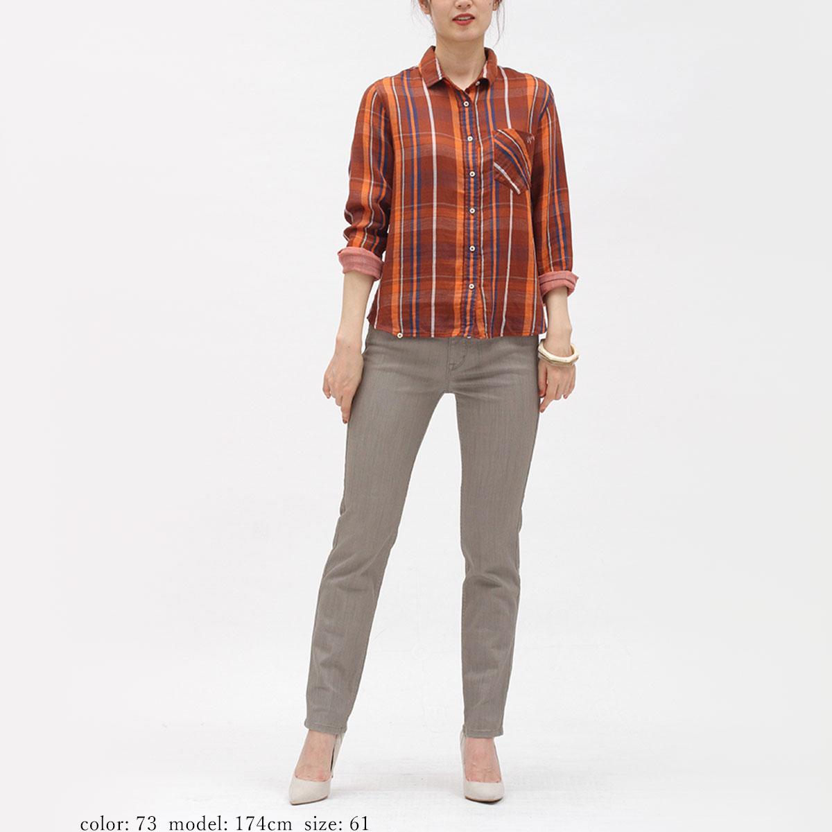 【SALE】Mrs.Jeana ■涼■サマーストレート MJ4632