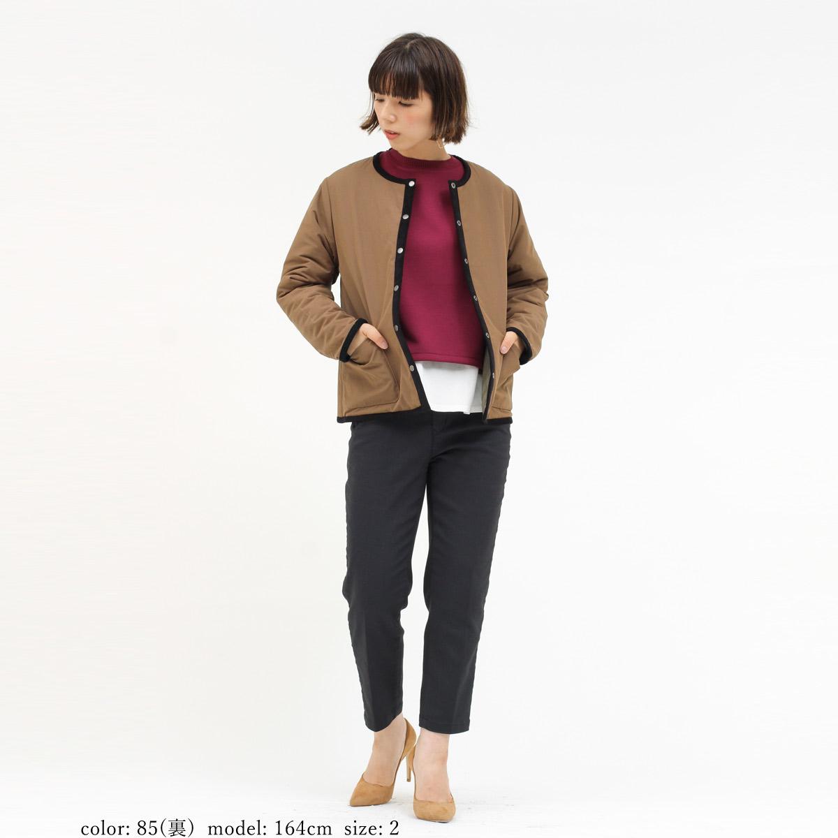 【NEW SALE】M・J・G リバーシブル中綿ジャケット GMT683