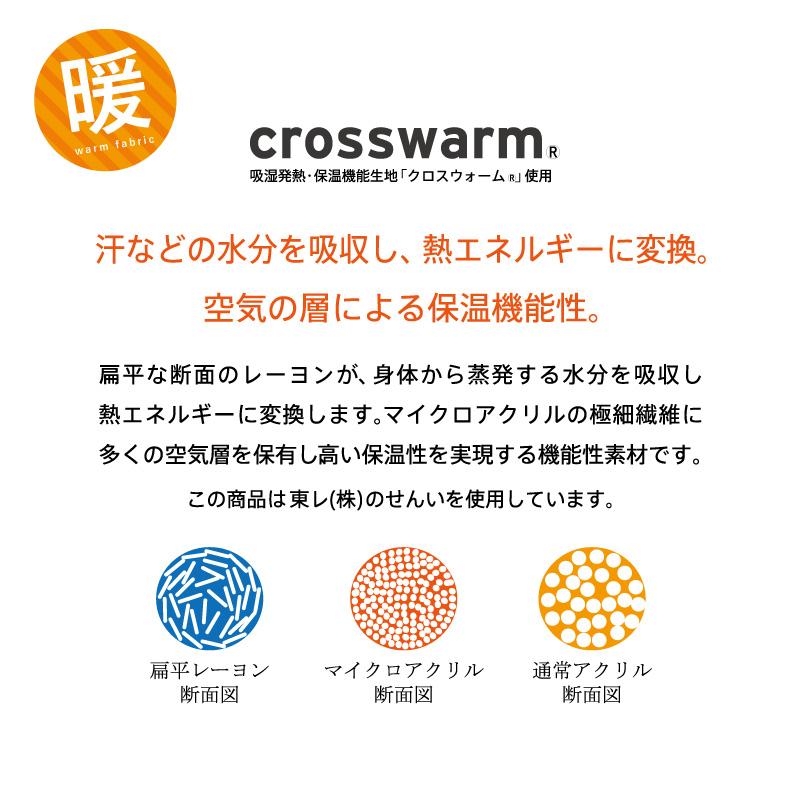 ■暖■ クロスウォームポンチスキニー GM3781
