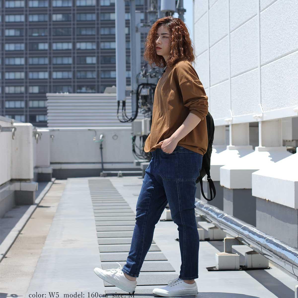 【SALE】CFロゴガーデンスキニー CF0365
