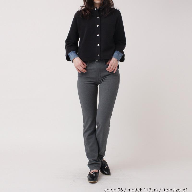 【SALE】Mrs.Jeana ■暖■ 両面起毛ストレッチスキニー MJ4522