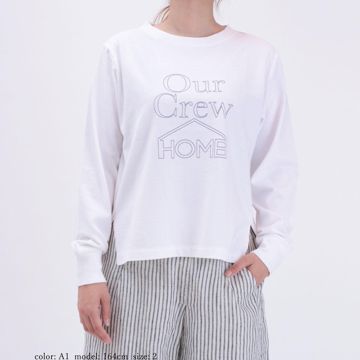 【SALE】M・J・G プリント長袖Tシャツ GMT214