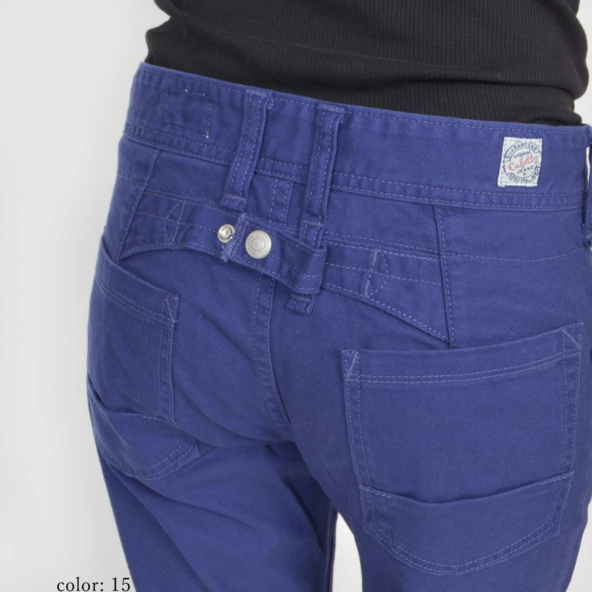 【SALE】Cafetty ワークペグトップ CF0282