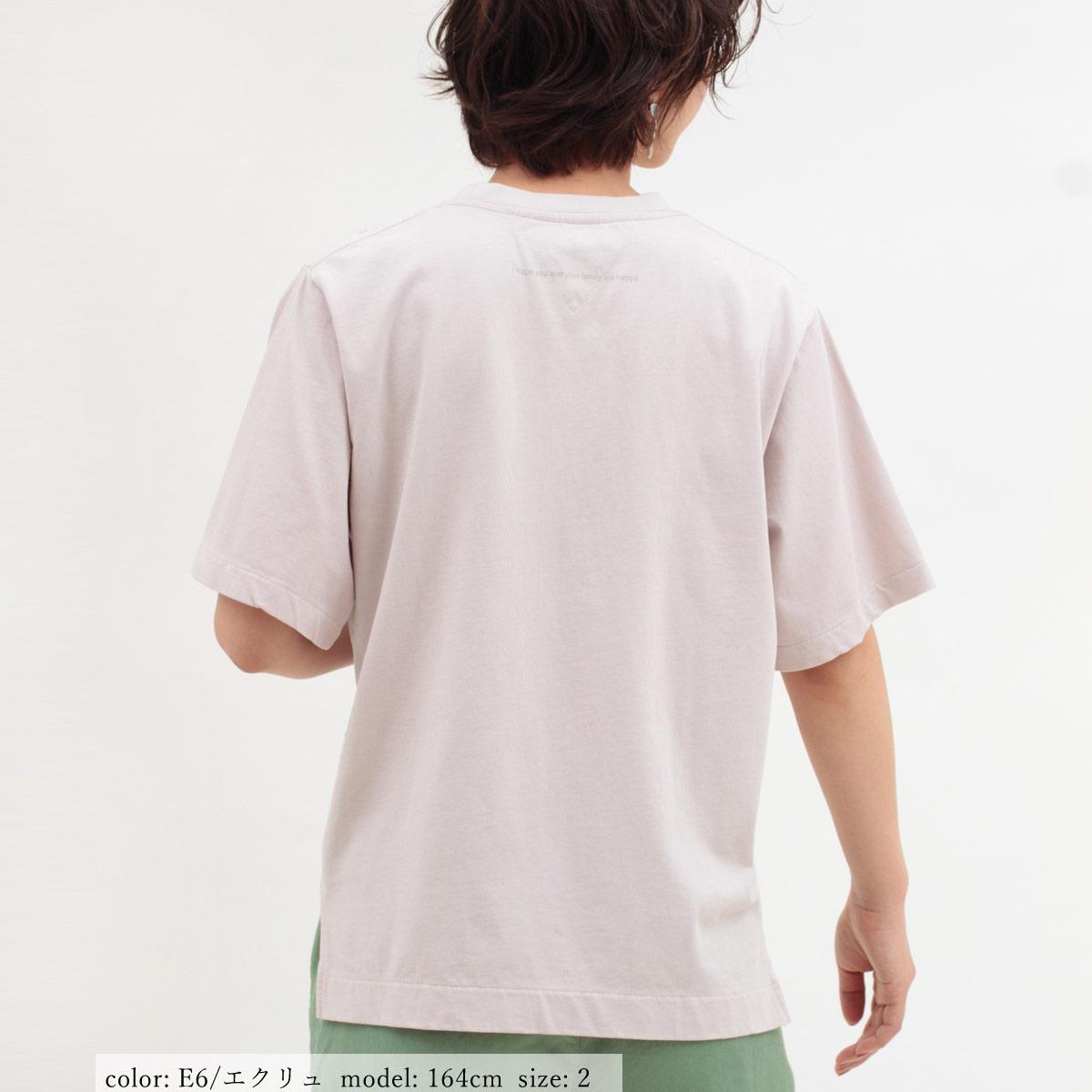 \全品ポイント5倍/M・J・G プリント半袖T GMT263
