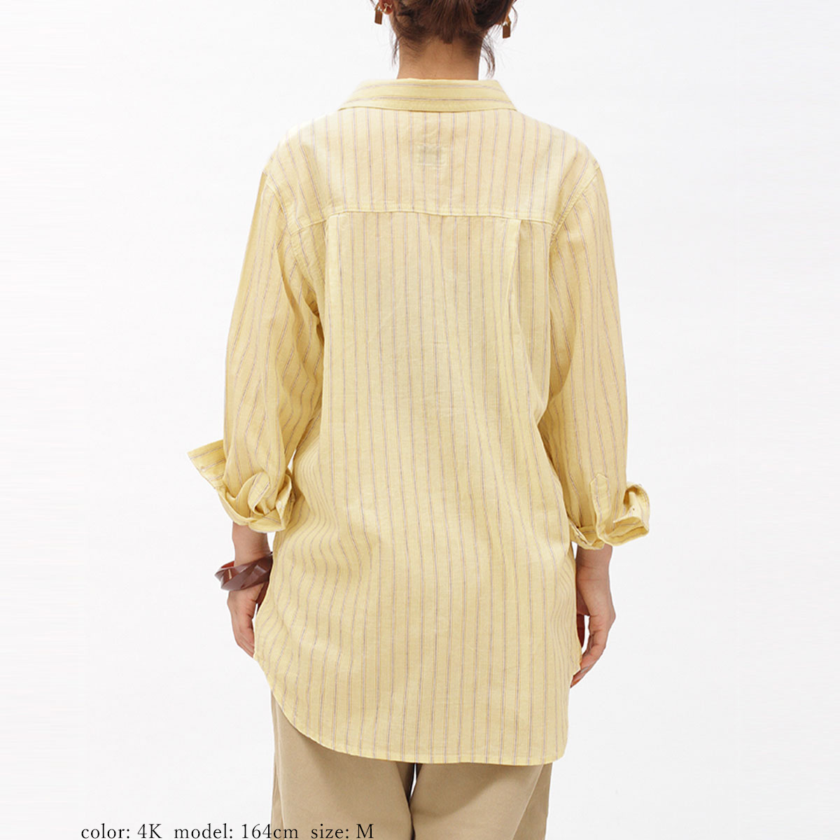 【SALE】Cafetty BIGメンズシャツ CF7173