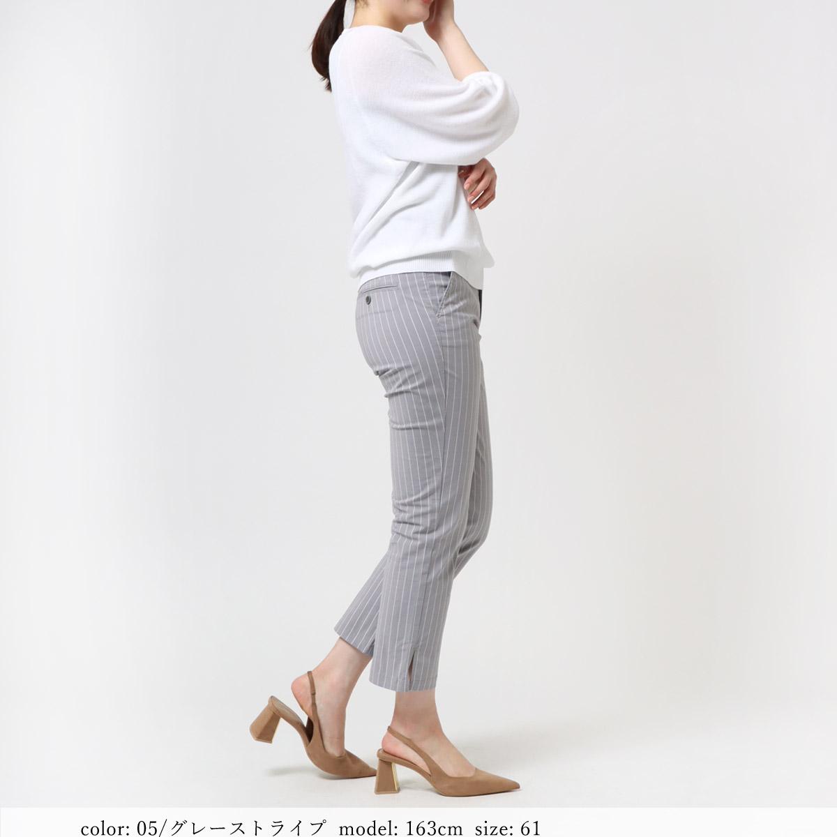 【DENIM LIFE限定商品】スリット入りアンクル CAA342