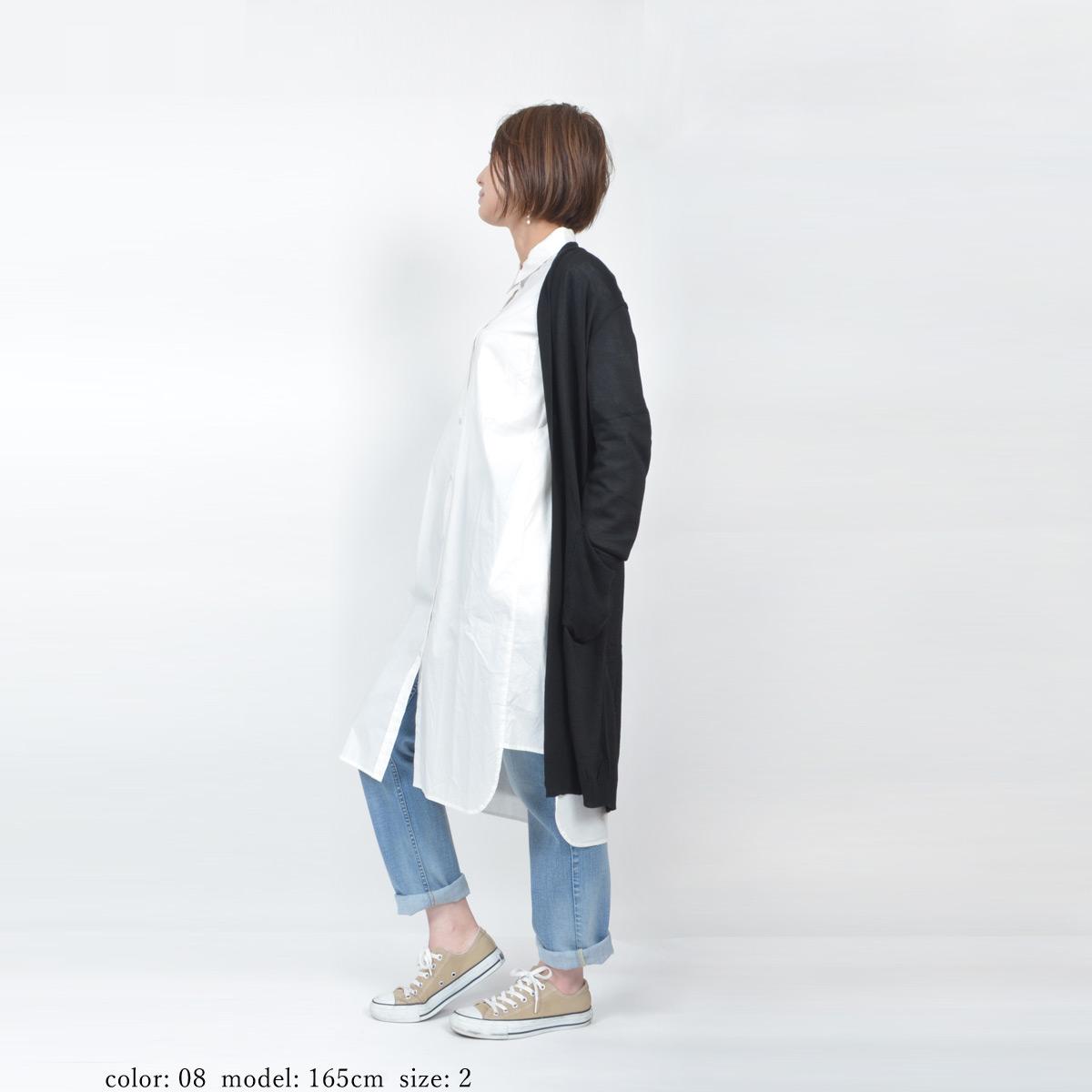 【SALE】M・J・G ロングカーデ GMT178