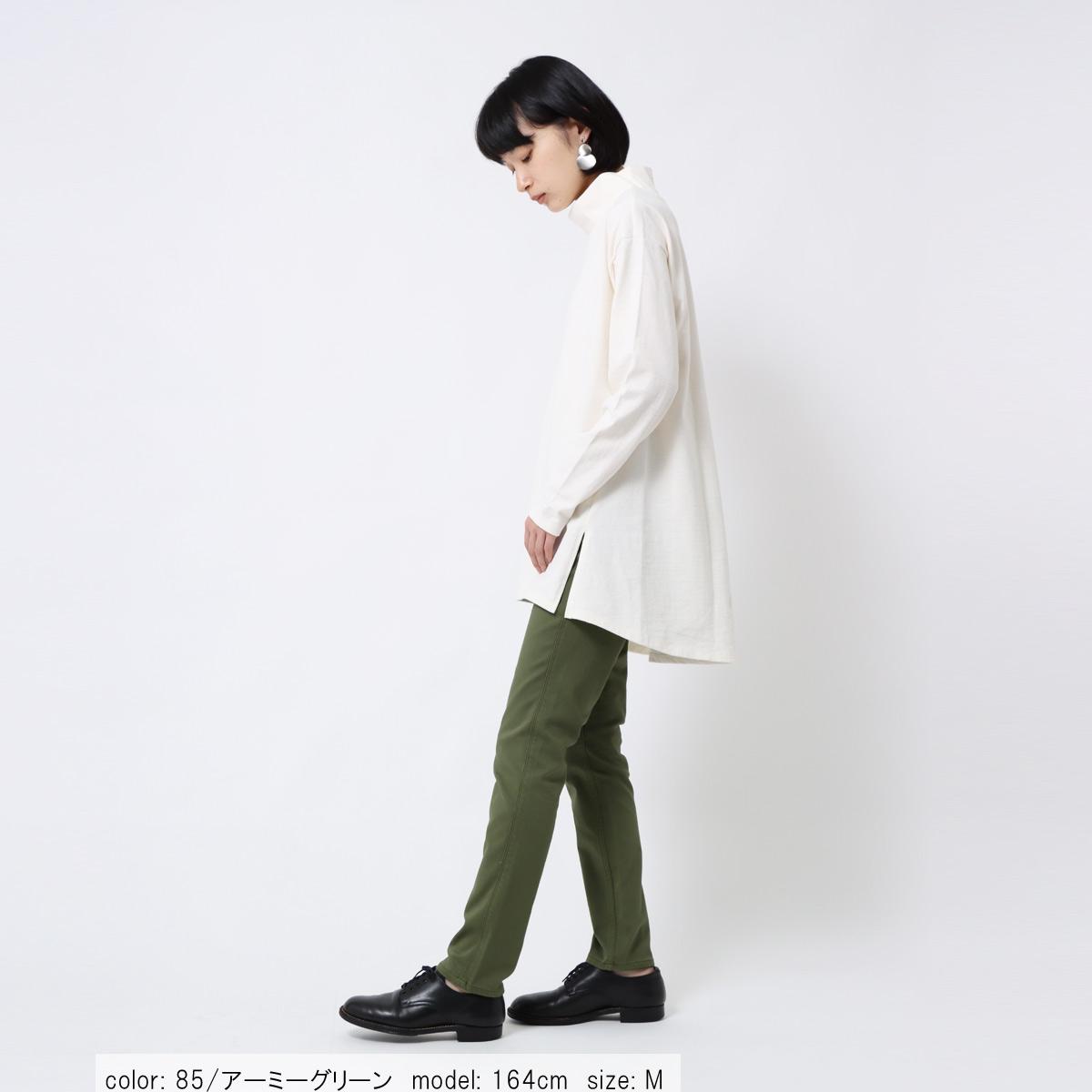 【10/25入荷】裏フリース ナロースキニー CF0428