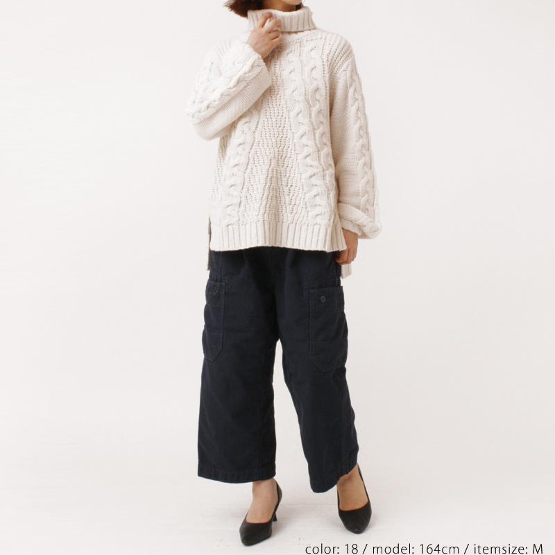 【SALE】Cafetty ミリタリーワイド CF0305