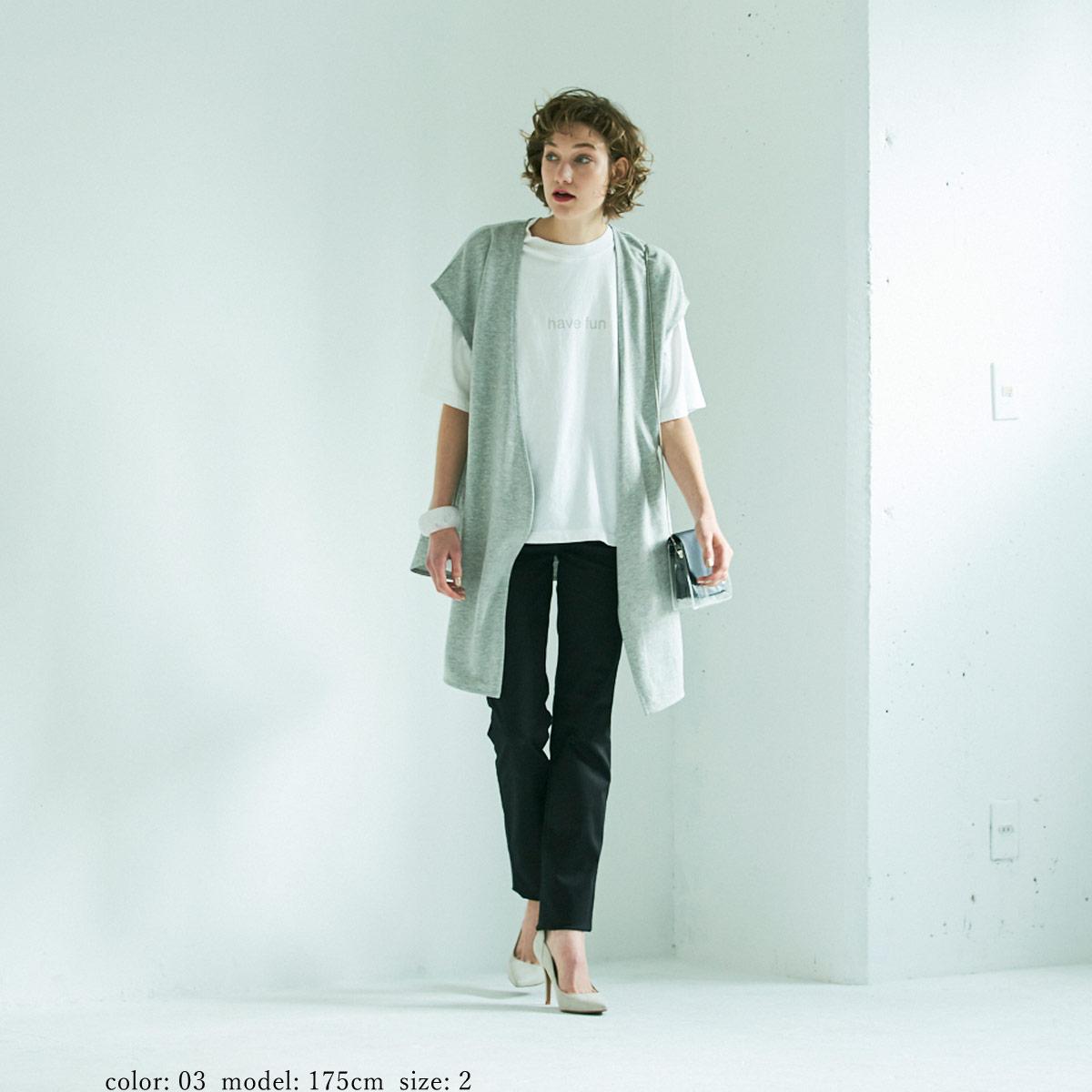 【NEW SALE】M・J・G ジレ GMT240