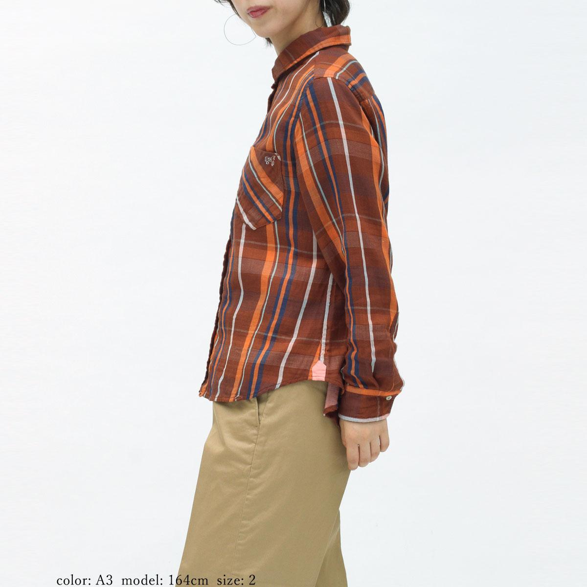 【NEW SALE】M・J・G チェックシャツ GMT670