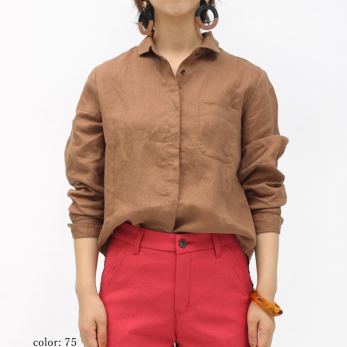 【NEW SALE】M・J・G リネンナガソデシャツ GMT672