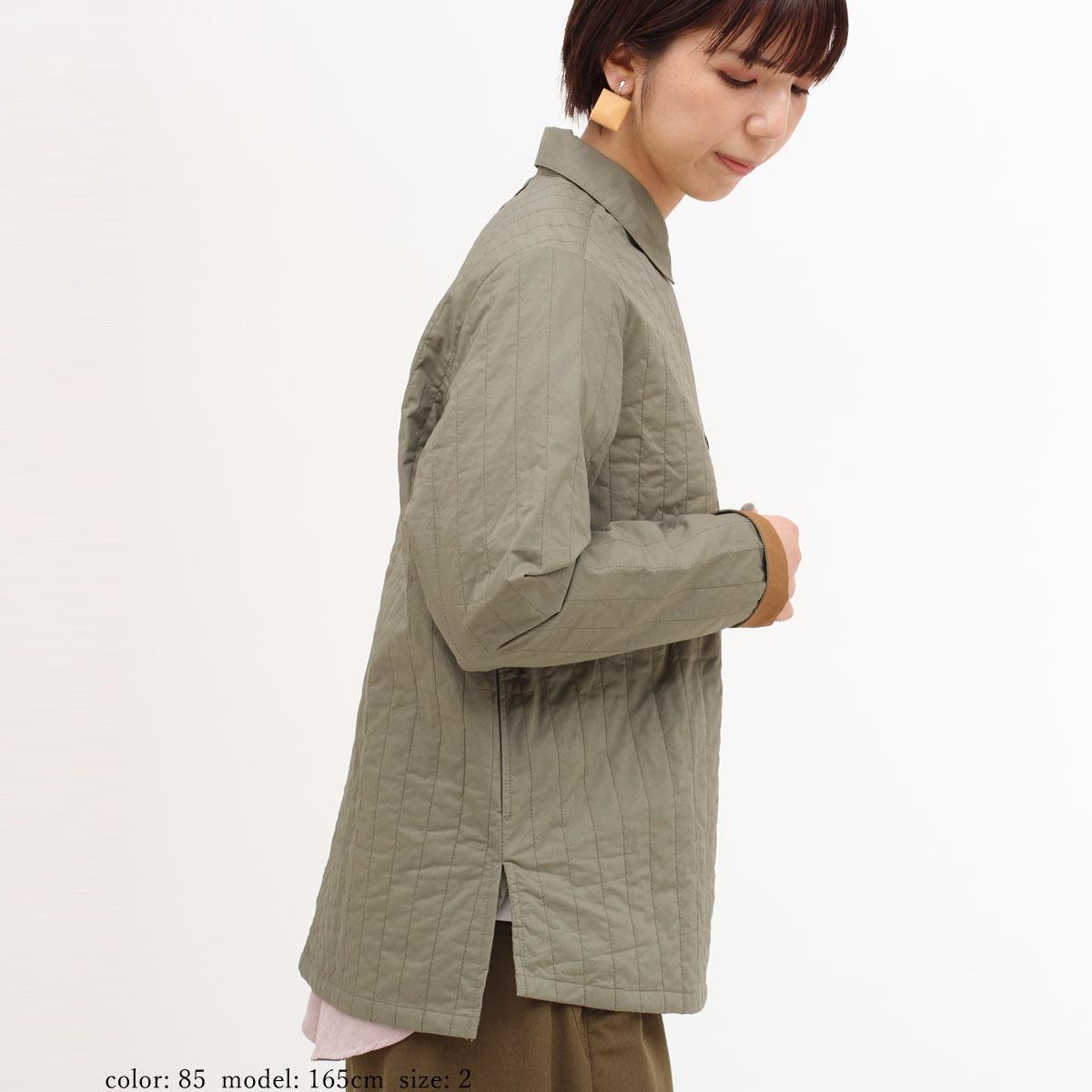 M・J・G■暖■ キルトシャツ GMT685