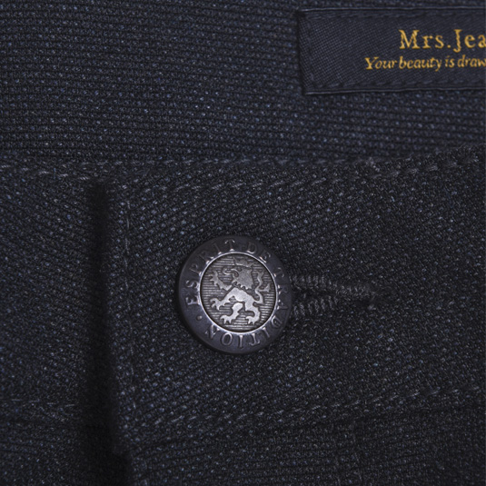 【SALE】Mrs.Jeana GOLD ■暖■ 裏起毛ストレート GM3692