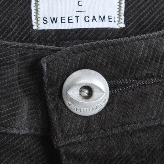 【SALE】Sweet Camel ウォームテーパードスキニー SC5321