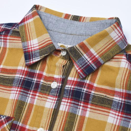 【SALE】M・J・G チェックシャツ GMT620