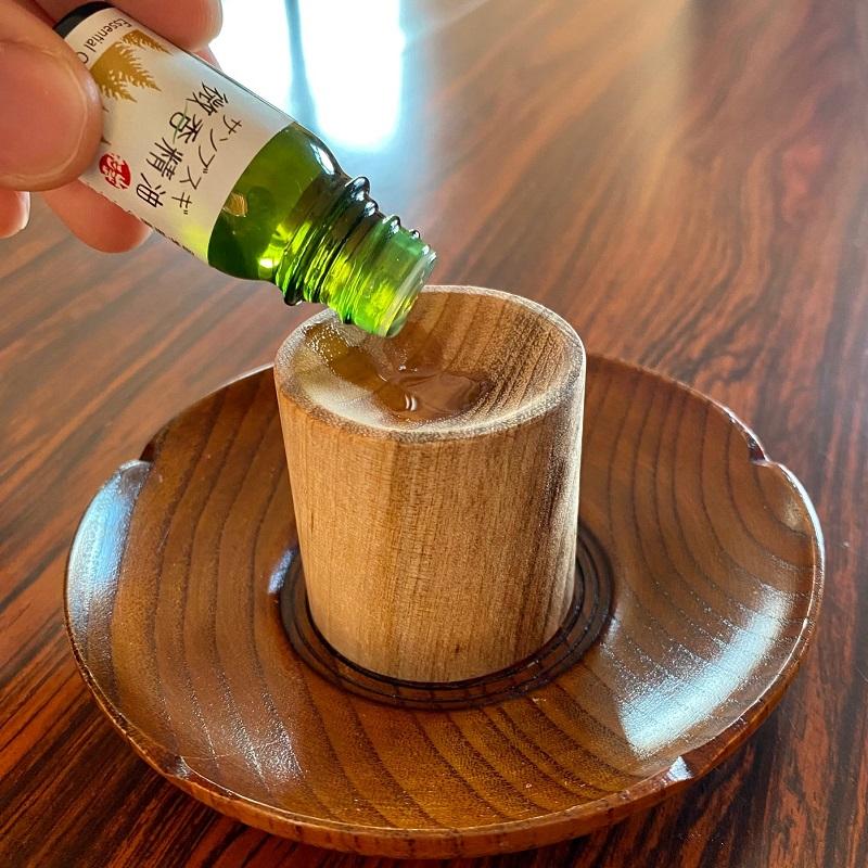 サンブスギ微香精油