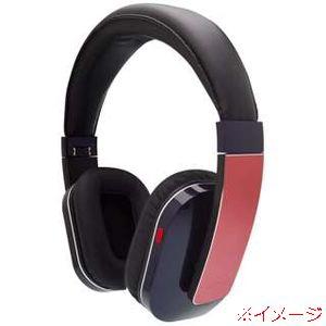 [アウトレット/箱入未使用]UPQ ブルートゥースヘッドホン QHDP001 [マイク対応 /Bluetooth][色が選べます(ブルーグリーン/ネイビーレッド)]/