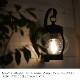 気泡ガラスのランタン風ライト|WP026|でんらい