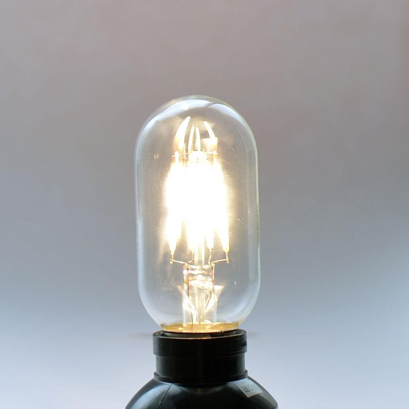 LED 3000K ビーン型電球  4W(60W相当) BL015