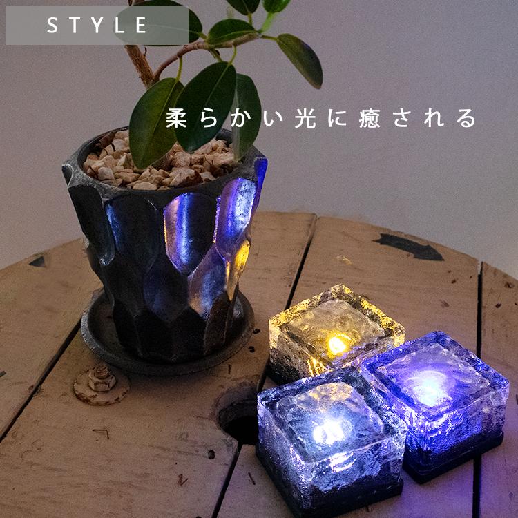 ガーデン 庭 ライト LED ソーラーライト 照明 駐車場 外灯 おしゃれ かわいい 店舗 イルミネーションライト 型番Z006