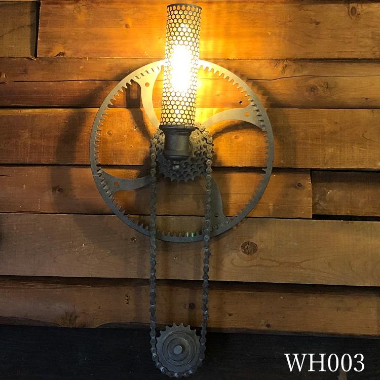 チェーン式ブラケットライト|WH003|でんらい
