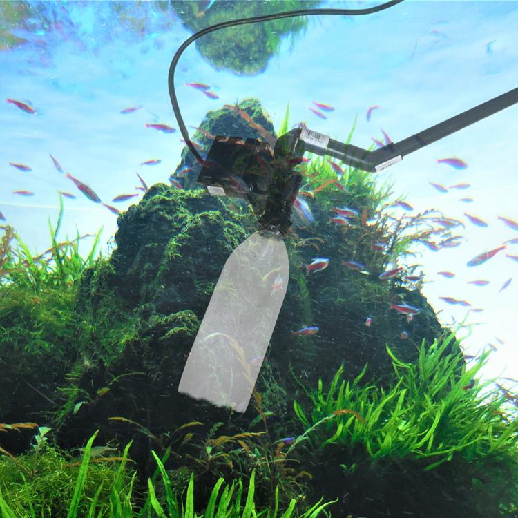 水中クリーナー 水中掃除機 水槽清掃ポンプ 水槽掃除機 クリーナーポンプ 水交換ポンプ 池掃除 水替え 砂掃除 魚糞清掃 長さ調整 カスタム 型番 Z028