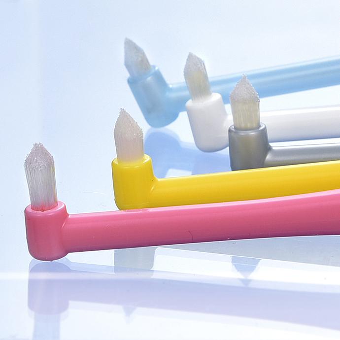 【メール便で送料無料】≪代引注文不可≫ワンタフトお試し5本アソートセット【Ciメディカル 歯ブラシ】