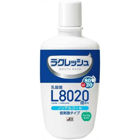 ラクレッシュ 乳酸菌L8020菌入 マウスウォッシュ 1本(300ml)