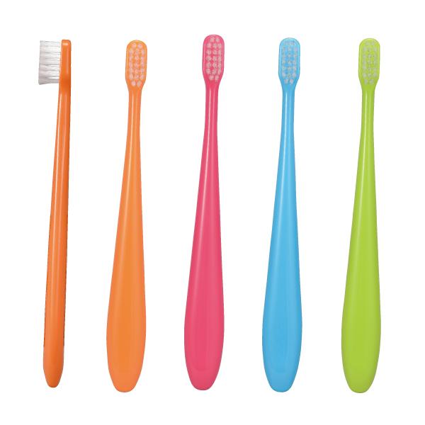 Ciミニ歯ブラシ / ミディ 50本入り / Sやわらかめ)【Ciメディカル 歯ブラシ】