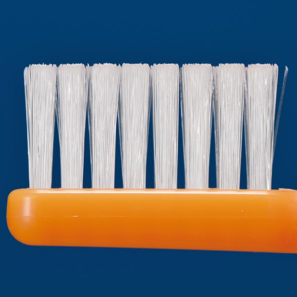 Ci 903 (2列歯ブラシ) / Sやわらかめ / 50本入り【Ciメディカル 歯ブラシ】