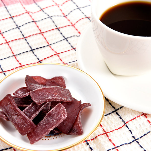 こんにゃくチップ ブルーベリー味 1袋(17g)