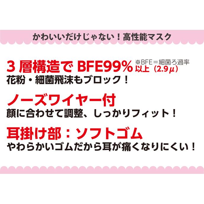 TR3コンフォートマスク(ピンク) Sサイズ【94×160mm】1箱(50枚入)※3〜5日で順次発送※ご注文後の変更不可