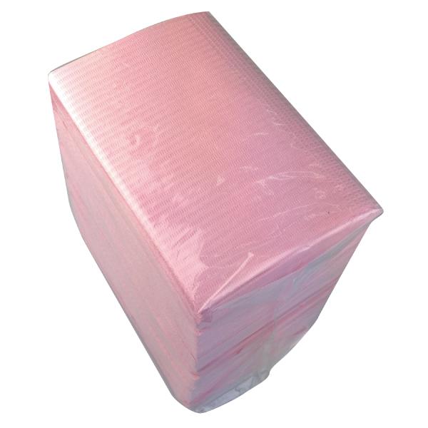 ペーパーエプロン 5カラーミックス 1箱(500枚)