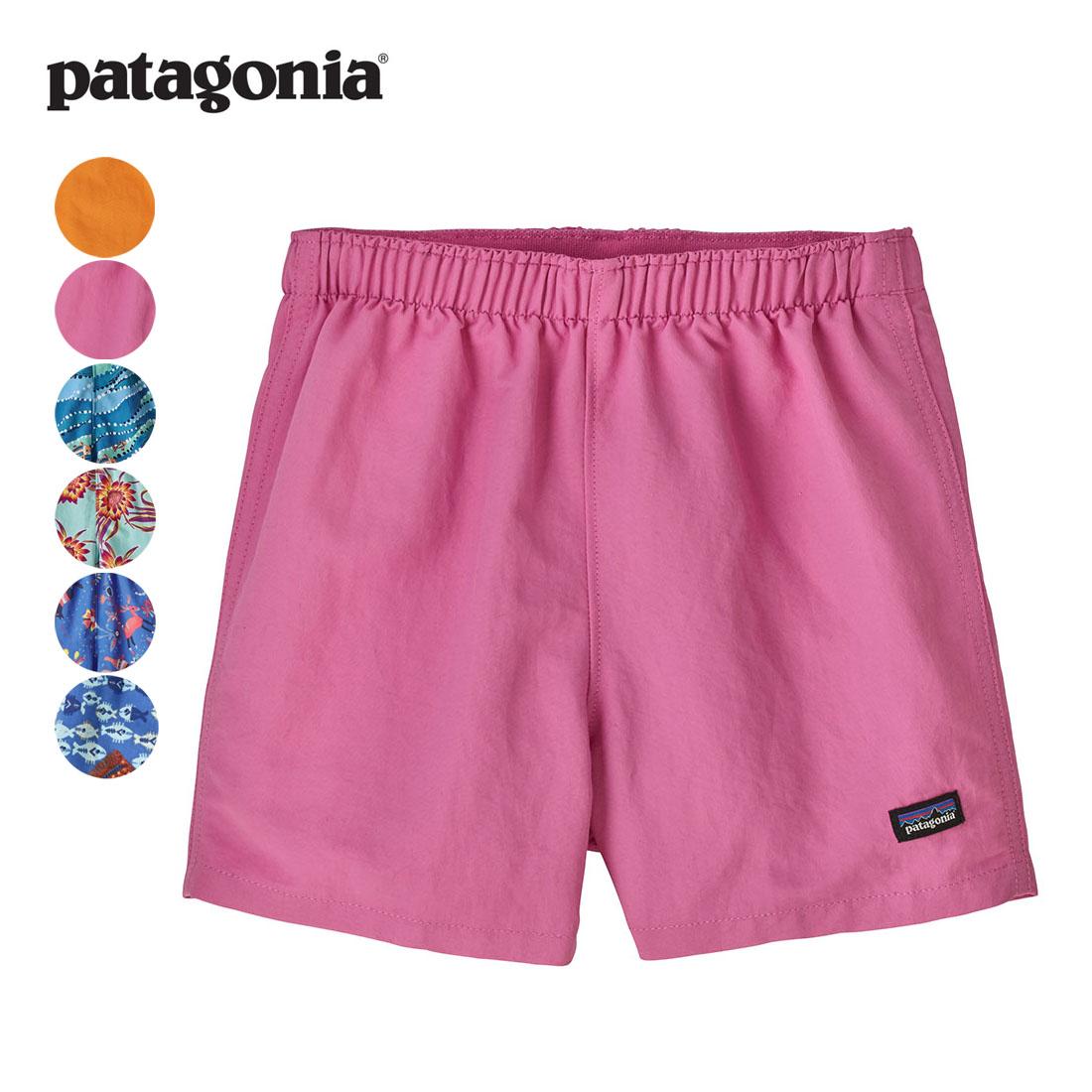 パタゴニア patagonia キッズ Baby Baggies Shorts(12M 18M 2T/2歳 3T/3歳 4T/4歳 5T/5歳)ベビー バギーズ ショーツ 【メール便可】60278