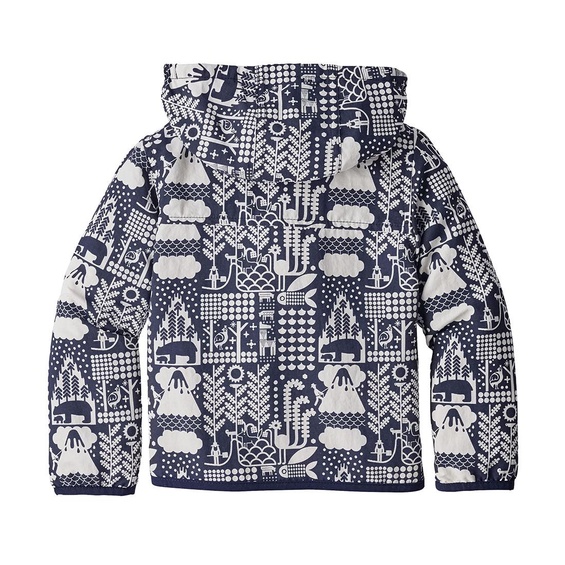【送料無料】パタゴニア patagonia キッズ Baby Baggies Jacket(2T/2歳 3T/3歳 4T/4歳 5T/5歳)ベビー バギーズ ジャケット メール便不可 60289