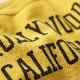 親子お揃い 親子ペア ペアルック 長袖 Tシャツ HOLLYWOOD CALIFORNIA スラブ天竺ロンT(80cm 90cm 100cm 110cm 120cm 130cm 140cm 150cm)【2枚までメール便可】