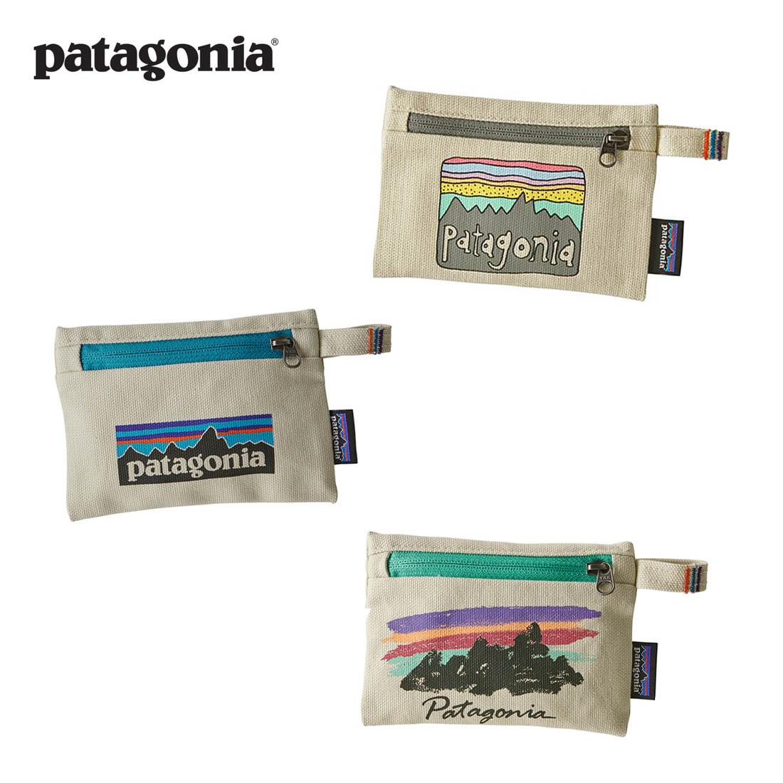 パタゴニア Patagonia Small Zippered Pouch  スモール・ジッパード・ポーチ 【メール便可】