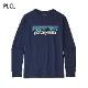パタゴニア Patagonia ジュニア Boys LT Graphic Organic T-Shirt (XS S M)ボーイズ・ロングスリーブ・グラフィック・オーガニック・Tシャツ メール便可