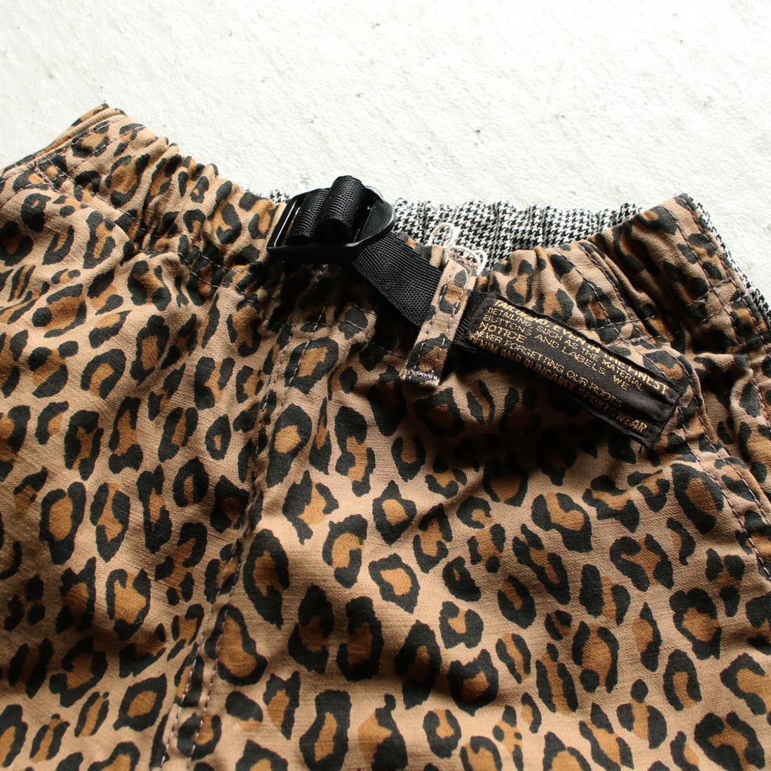 デニム&ダンガリー DENIM DUNGAREE D&D バックサテン クレージーショートパンツ(100cm 110cm 120cm)【メール便可】712618