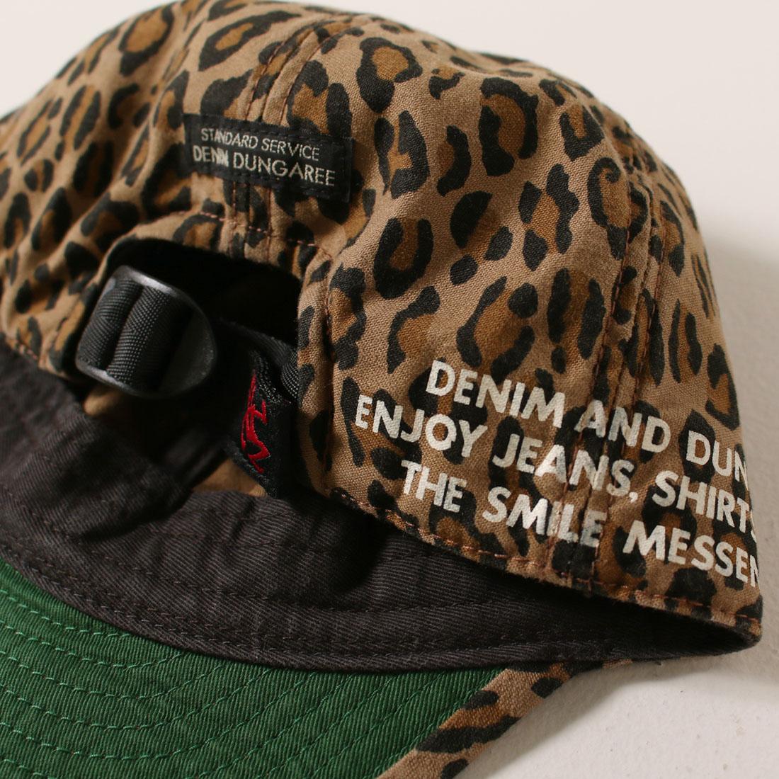 デニム&ダンガリー DENIM DUNGAREE 【送料無料】 D&D GRAMICCI CAP(54cm 58cm)【メール便可】3912010 グラミチコラボ商品