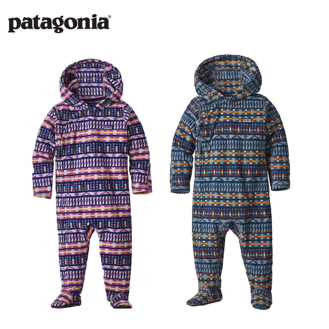 【送料無料】パタゴニア patagonia ベビー インファント・マイクロD・バンティング(6M/6ヵ月 12M/12ヵ月)メール便不可
